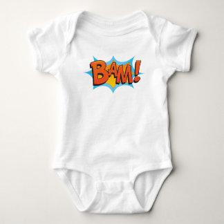 Body Para Bebé ¡BAM cómico!
