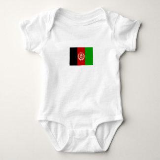 Body Para Bebé Bandera afgana patriótica