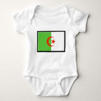Body Para Bebé Bandera de Argelia