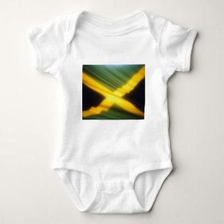 Body Para Bebé Bandera de Jamaica