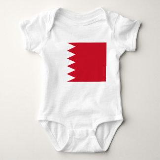 Body Para Bebé Bandera nacional del mundo de Bahrein
