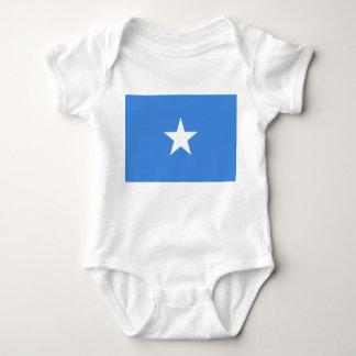 Body Para Bebé Bandera nacional del mundo de Somalia