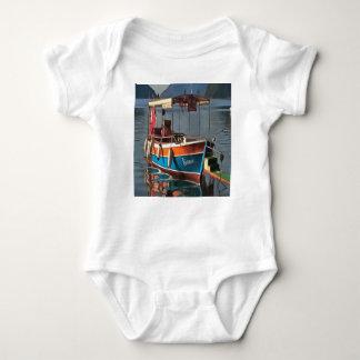 Body Para Bebé Barco Marmaris del taxi del sultán