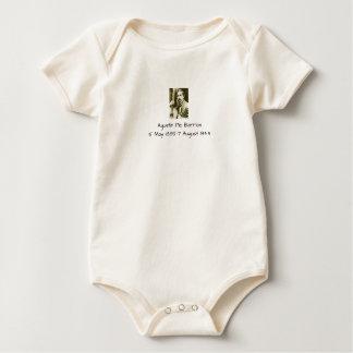 Body Para Bebé Barrios hispanos de Agustin Pio