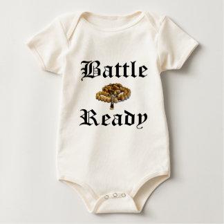 Body Para Bebé Batalla lista