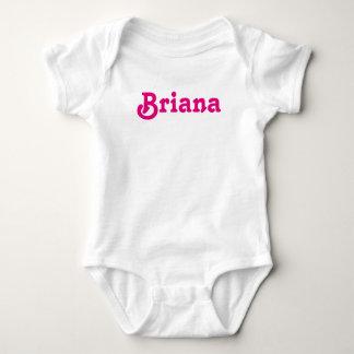 Body Para Bebé Bebé Briana de la ropa