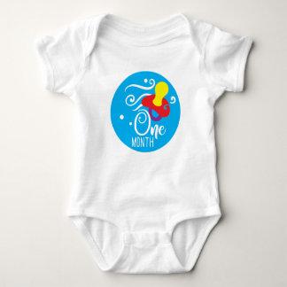 Body Para Bebé Bebé chaleco del jalón de 1 mes