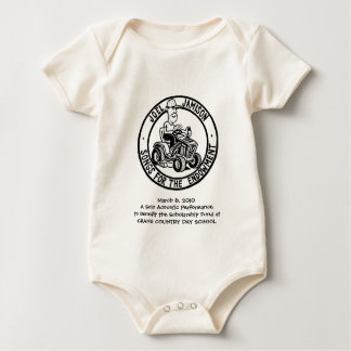 Body Para Bebé Bebé de Joel Jamison