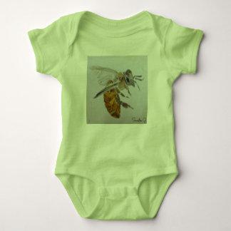 Body Para Bebé Bebé de la abeja de Sandie G