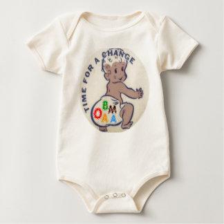 Body Para Bebé Bebé de Obama