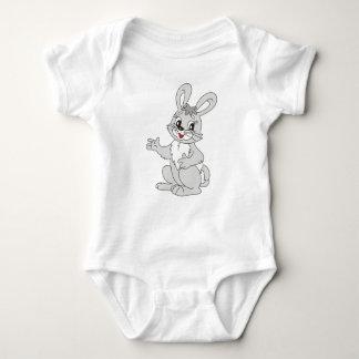 Body Para Bebé bebé del conejito