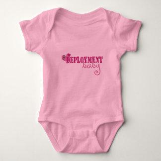 Body Para Bebé Bebé del despliegue