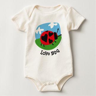 Body Para Bebé Bebé del insecto del amor