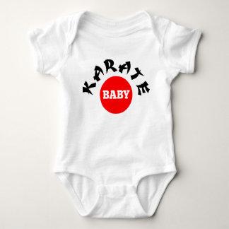 Body Para Bebé Bebé del karate