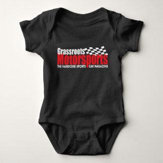 Body Para Bebé Bebé del Motorsports de los pueblos