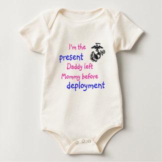 Body Para Bebé Bebé del Pre-Despliegue