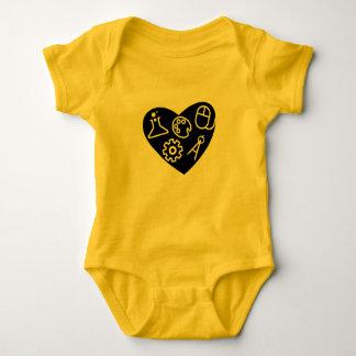 Body Para Bebé Bebé del VAPOR