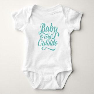 Body Para Bebé Bebé es mono exterior frío