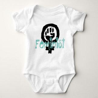 Body Para Bebé Bebé feminista