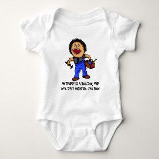 Body Para Bebé Bebé futuro del constructor