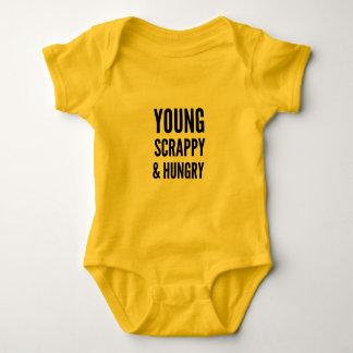 Body Para Bebé Bebé hambriento