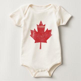 Body Para Bebé Bebé hecho canadiense