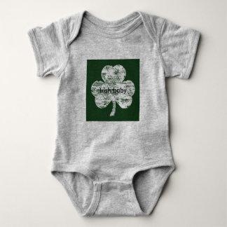 Body Para Bebé Bebé irlandés