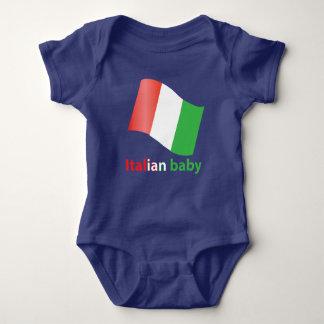 Body Para Bebé Bebé italiano
