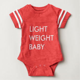 Body Para Bebé Bebé ligero