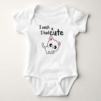 Body Para Bebé bebé lindo