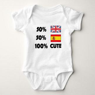 Body Para Bebé Bebé lindo Reino Unido España del español el 100%