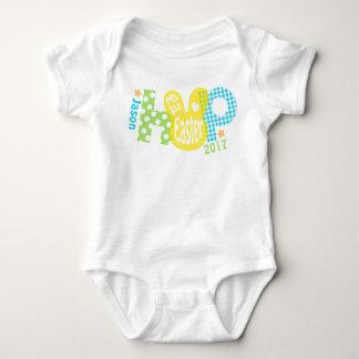 Body Para Bebé Bebé mi primer mono de Pascua