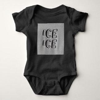Body Para Bebé Bebé Onezee del hielo del hielo