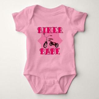 Body Para Bebé Bebé /pink del motorista