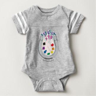 Body Para Bebé Bella arte del caminante de Lee