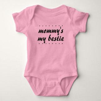Body Para Bebé Bestie BFF de la mamá de la hija de la madre de la