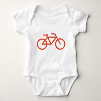 Body Para Bebé Bicicleta simple