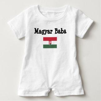 Body Para Bebé Bizcocho borracho húngaro