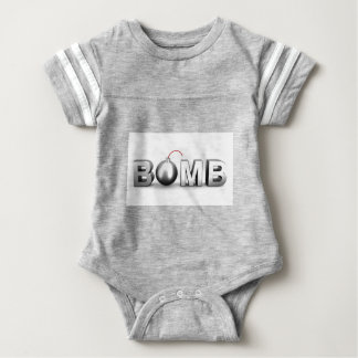 Body Para Bebé Bomba