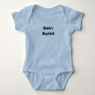 Body Para Bebé Boytshik de Bubbe