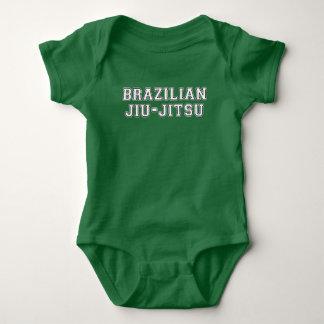 Body Para Bebé Brasilen@o Jiu Jitsu