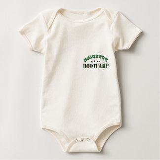 Body Para Bebé Brighton Bootcamp Babygrow