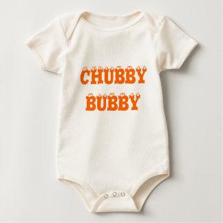 Body Para Bebé Bubby rechoncho