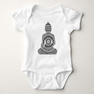 Body Para Bebé Buda GraphiZen