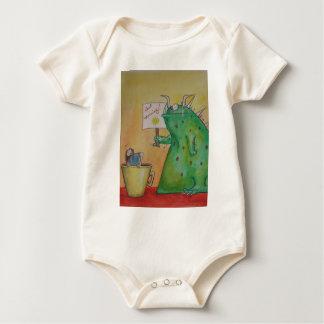 Body Para Bebé ¡Buenos días!