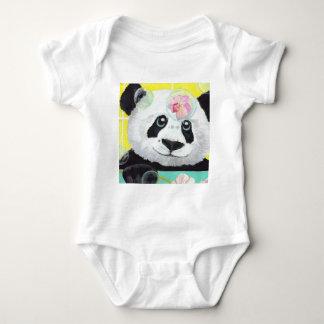 Body Para Bebé Burbujas de la panda