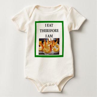 Body Para Bebé camarón