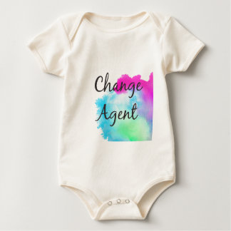 Body Para Bebé Cambie el agente