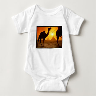 Body Para Bebé camello
