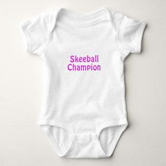 Body Para Bebé Campeón de Skeeball